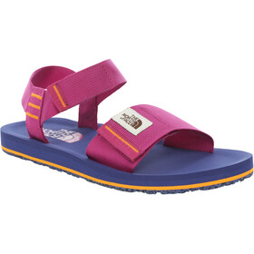 The North Face Skeena Sandals Women, wild aster purple/bright navy